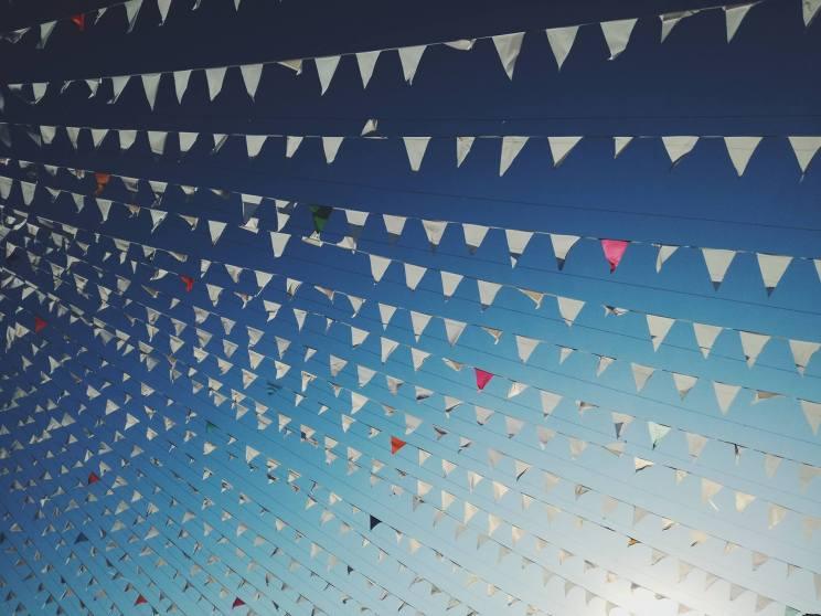 vlaggen, pukkelpop, boilerroom