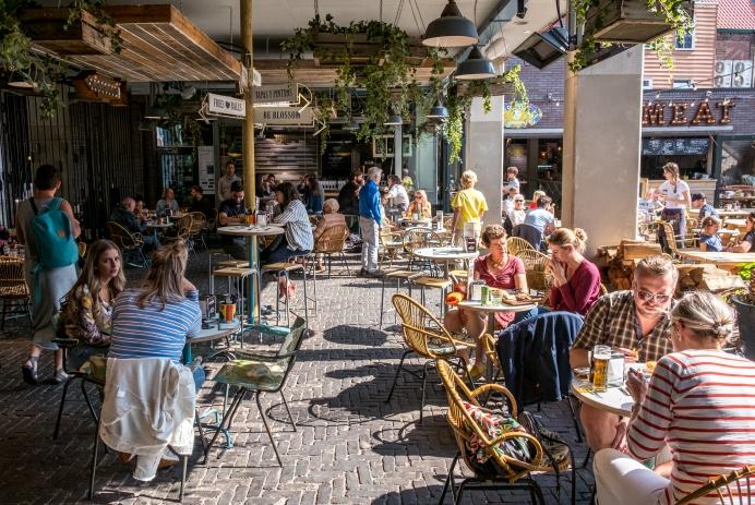 Eindhoven, citytrip, Vis Noch Vlees, dagtrip, Nederland, dagje uit, Strijp S, reisblog