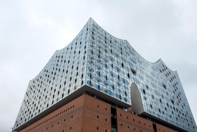 Hamburg, Elbphilharmonie, Citytrip, Hotspot, vis noch vlees