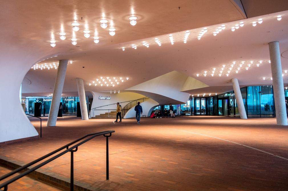 Hamburg, Duitsland, Citytrip, Elbphilharmonie, Hotspot, vis noch vlees