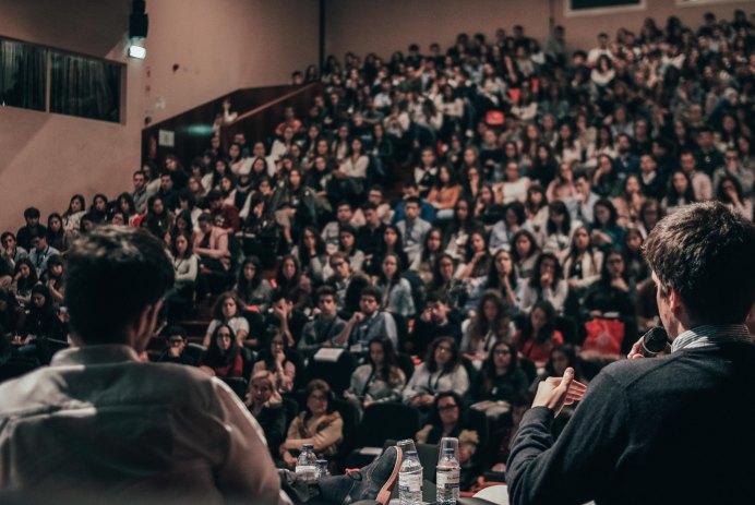 Ted Talk, Vis Noch Vlees, Bijleren, Studeren, Youtube, Talk